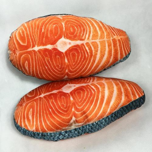 Pillow Salmon